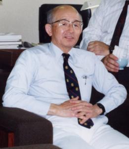Prof. Morio Kasai